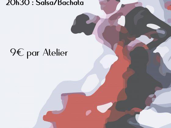 Stage line danse et salsa / bachata